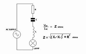 r c and l in an ac circuit tutorial resistance and With ac circuits