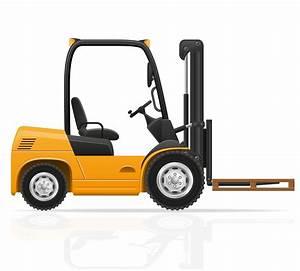 Warehouse Forklift Operator Forklift Truck Vector Illustration Download Free Vectors