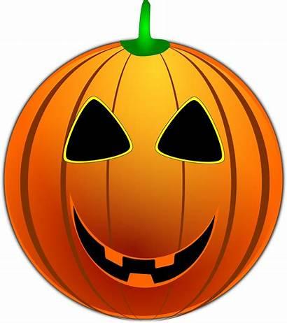 Halloween Clipart Jackolantern Happy Clip Calabazas Pumpkin