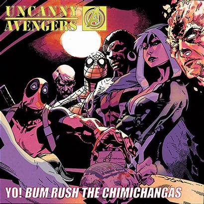 Album Covers Rap Marvel Remixes Awesome Check