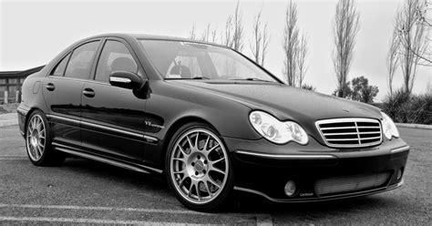 Mercedesbenz W203 C55 Amg Carlsson Benztuning