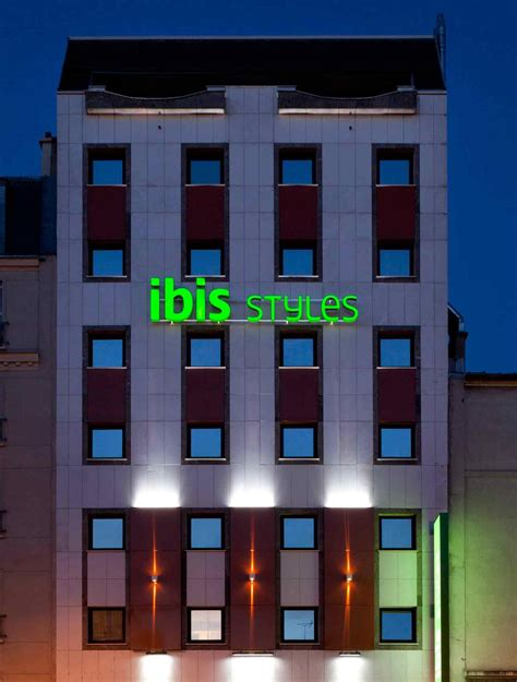 ibis style porte d orleans ibis styles porte d orleans h 244 tel 41 avenue aristide briand 92120 montrouge adresse