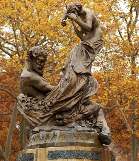 "The Greek God Pan   ""I've had so many names, old names"