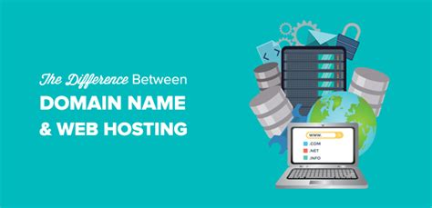what s the difference between domain and hosting beginner s guide