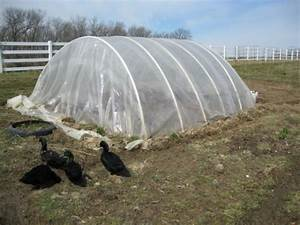 How To Build A Simple Pvc Hoop House