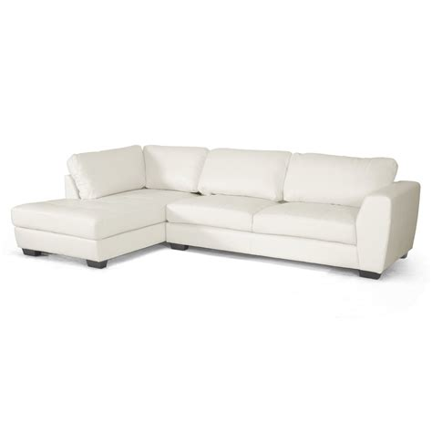 sofa with chaise lounge white sectional sofa with chaise home furniture design