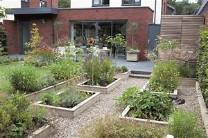 Hochbeet Im Garten : hochbeet bauen und gartengestaltung mit hochbeeten ~ Lizthompson.info Haus und Dekorationen