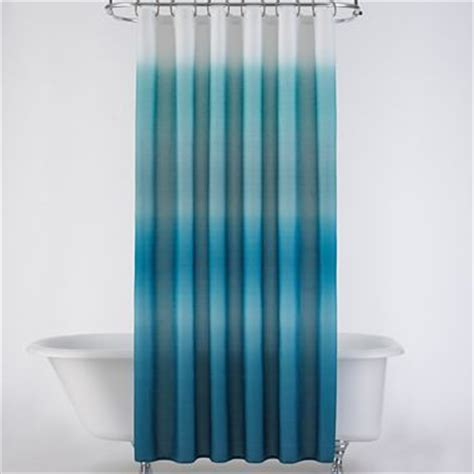 Jcpenney Bathroom Window Curtains by Ribbed Ombr 233 Shower Curtain Jcpenney L C Bathroom