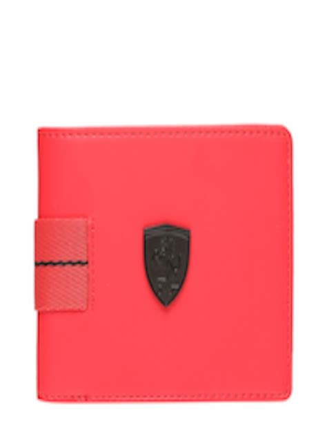You don't want to take them down. Buy PUMA Ferrari LS Men Red Wallet - Wallets for Men 1875093   Myntra