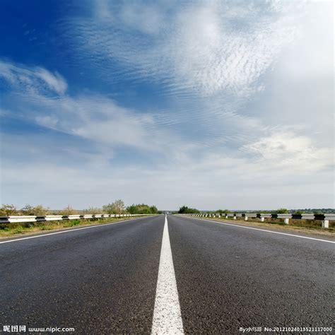 笔直的高速路图片摄影图__自然风景_旅游摄影_摄影图库_昵图网nipic.com