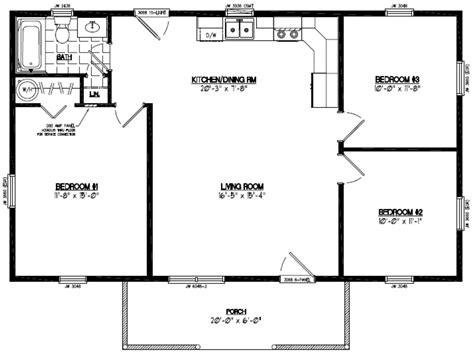 Pioneer Certified Home Floor Plans