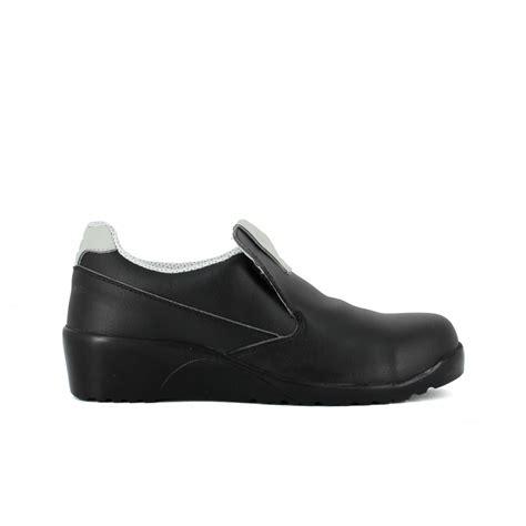 chaussure securite cuisine femme chaussure de sécurité cuisine à talon compensé 54 08 ht