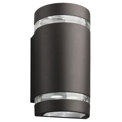 lithonia lighting olcw2 watt bronze outdoor integrated