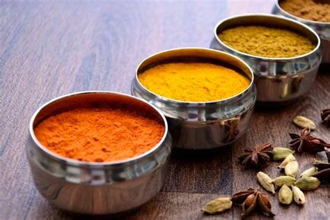 Record Export Growth Of Indian Spices In 2016 17 The