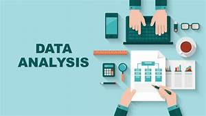 Market Research – The Data Analysis Plan