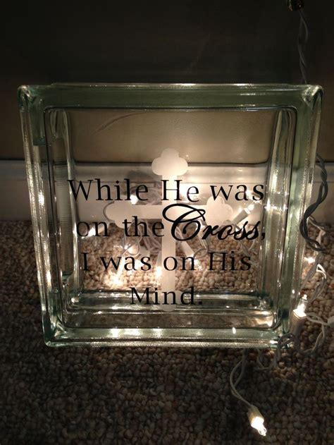 glass christmas light box glass block with lights glass light box pinterest