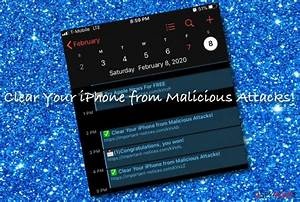 Remove Clear Your Iphone From Malicious Attacks  Free