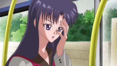 sailor moon quot act 3 rei sailor mars quot review