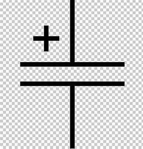 Electrolytic Capacitor Electronic Symbol Wiring Diagram
