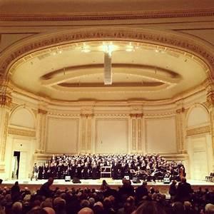 Stern Auditorium / Perelman Stage at Carnegie Hall, New ...