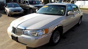 2000 Lincoln Town Car Cartier L Elite Auto Outlet