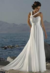 Large Women Dress / Articles / beach-greek-style-wedding ...