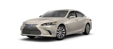 lexus es hybrid colors pleasing colors  lexus es