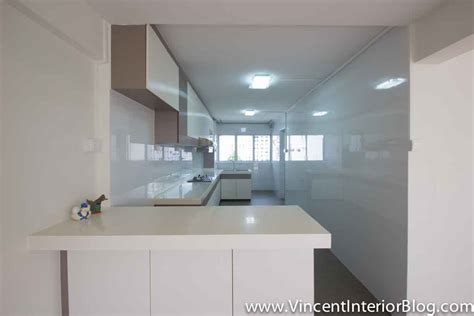 hdb 5 room kitchen design yishun 5 room hdb renovation by interior designer ben ng 7016
