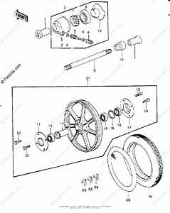 34 Tire Parts Diagram