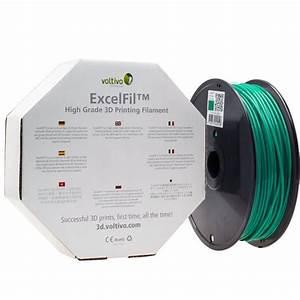 Pla 3d Druck : voltivo excelfil 3d druck filament pla 3mm gr n zubeh r f r 3d drucker ~ Eleganceandgraceweddings.com Haus und Dekorationen