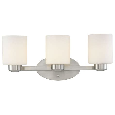 Three Light Bathroom Fixture by Three Light Bathroom Light