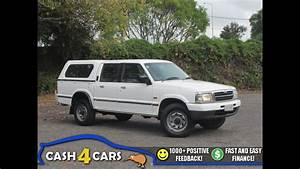 1996 Mazda B2500 Manual  Diesel  4x4  Parts Car   1