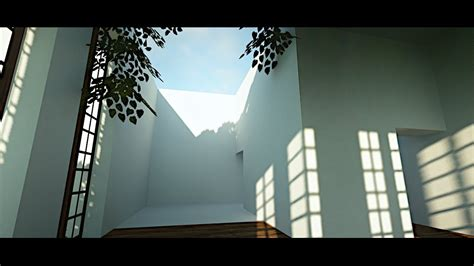 minecraft ray tracing architecture lighting test