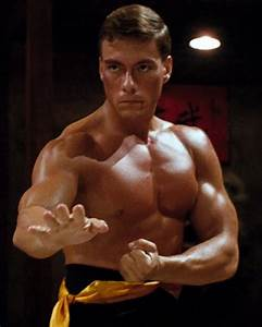 Every Jean-claude Van Damme Kill Ever