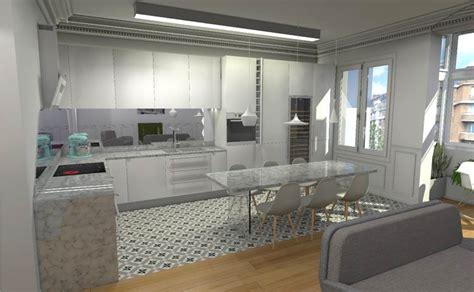 cuisine d architecte architecte d intérieur à travaux de rénovation et