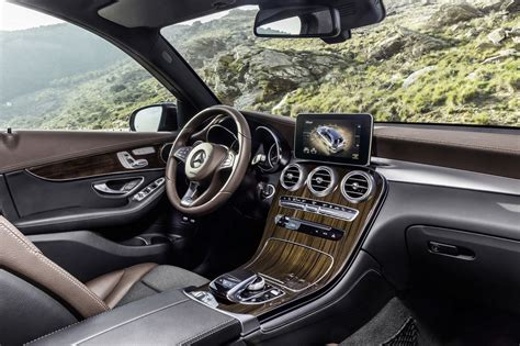 The glb can't compete with the glc on looks or interior noise levels, but they both share infotainment issues. 2016 Mercedes-Benz GLC SUV Release Date
