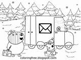 Coloring Office Pages Printable Drawing Pig Peppa Christmas Easy Winter Mummy Emily Zebra Getdrawings Elephant Mr Getcolorings Xmas Delivery Copy sketch template
