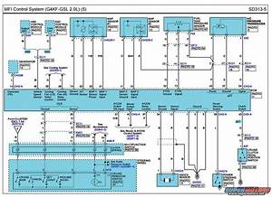 2010 Hyundai Genesis Wire Diagrams Picture