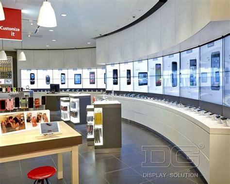 Mobile Phone Shop by El16 Innovative Design Mobile Phone Shop Fittings