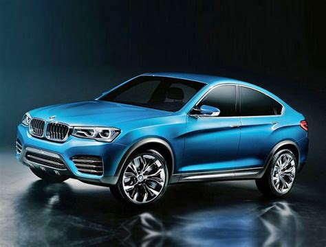 Bmw To Unveil Two New Suvs In 2014  The Royale