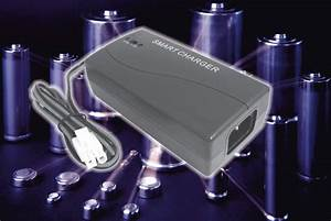 Powersolve Adds Clever Battery Chargers To Its Lithium Ion