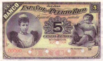 puerto rico monetary history