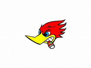 Woody Woodpecker Vector Logo - COMMERCIAL LOGOS - Media ...