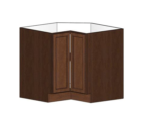 cabinets lazy susan assembly ls3612s wave hill corner base lazy susan cabinet w fixed