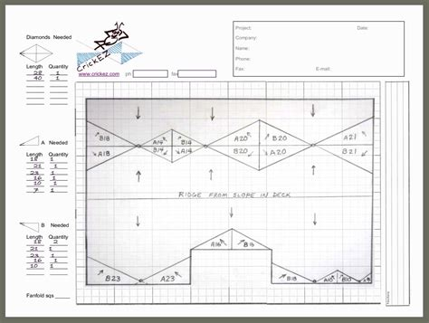 roof layouts sketch pad quicket 174 adjustable pre cut roof crickets
