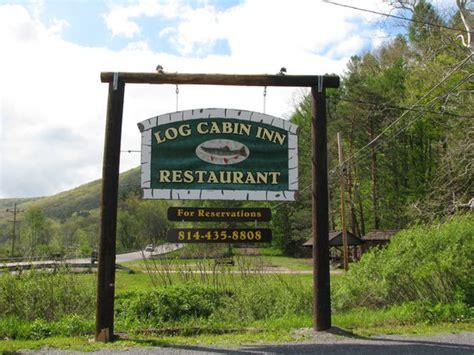log cabin inn ok but nothing special review of log cabin inn