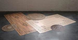 Tapis En Vinyle : tapis de bois ou vinyle par arzu firuz lire ~ Teatrodelosmanantiales.com Idées de Décoration