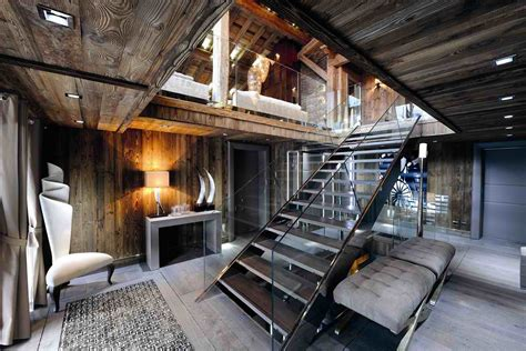Luxury Chalet Brickell In Megève, Alpes  Decoholic