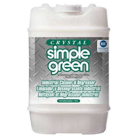 Zep Bio Bathroom Cleaner by Simple Green 5 Gal Cleaner Degreaser