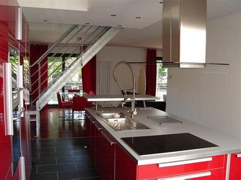 maison cuisine maison atypique cuisine centrale
